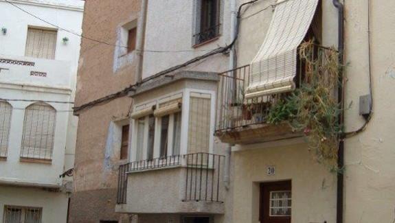Mora d'Ebre townhouse
